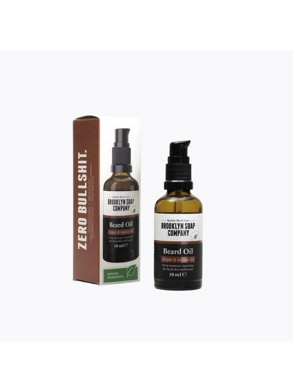 Huile barbe 50ml - Brooklyn Brooklyn Soap CompanyBarbershop
