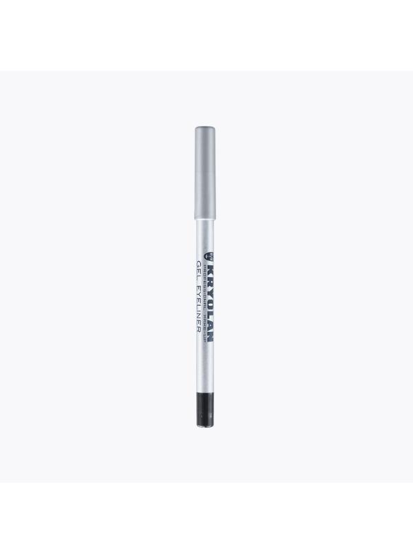 Gel Eyeliner Pencil Black - Kryolan KryolanMaquillage