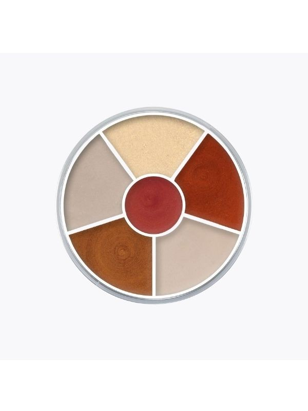 Cream Color Circle Interferenz - Kryolan KryolanBeauté