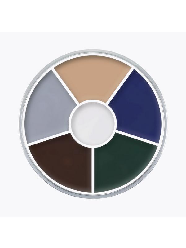 Cream Color Circle - Kryolan KryolanBeauté
