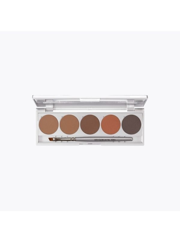 Eyebrow Powder Palette 5 - Kryolan KryolanBeauté