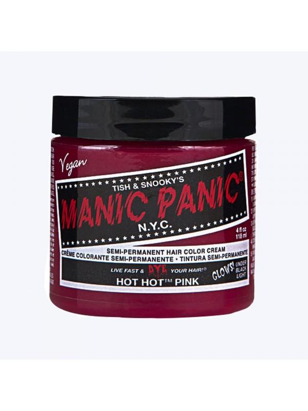 Hot hot pink - Classic High Voltage Manic PanicManic Panic