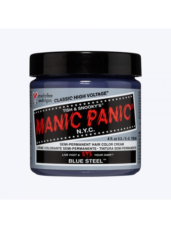 Bleu steel - Classic High Voltage Manic PanicManic Panic
