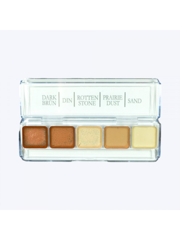 Palette Brown - Skin Illustrator Skin IllustratorMaquillage