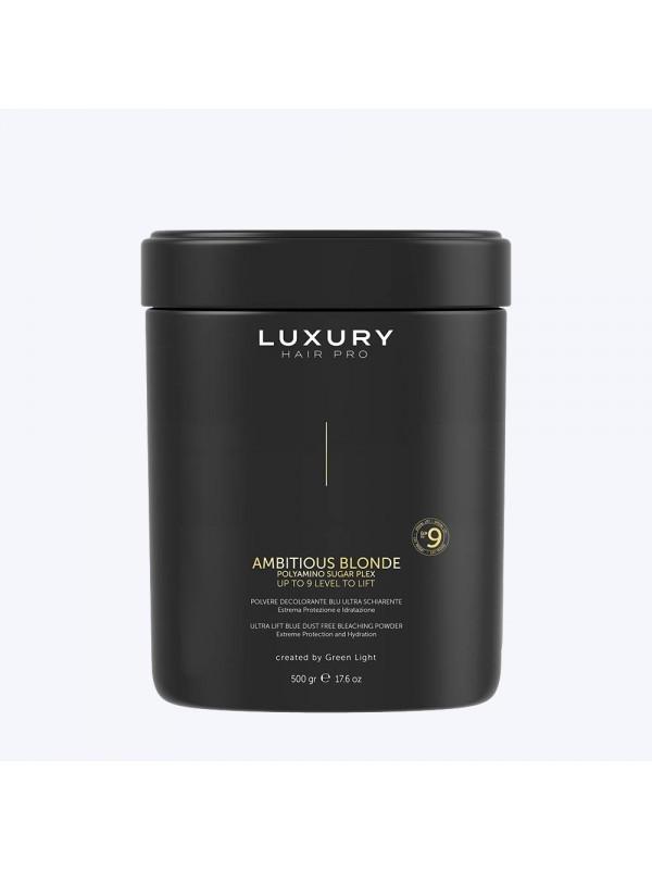 Poudre décolorante - Ambitious Blonde Luxury Hair Pro - Green LightDécoloration