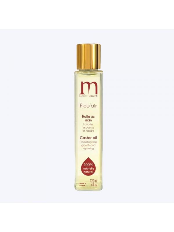 Huile de ricin - Flow'air MulatoSoin et shampooing