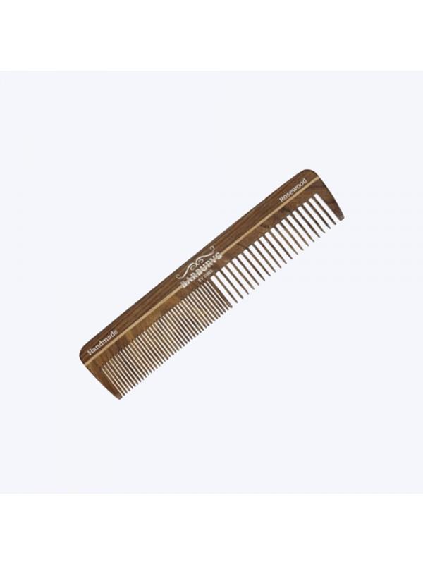 Peigne à barbe rosewood 04 - Barburys SibelBarbershop