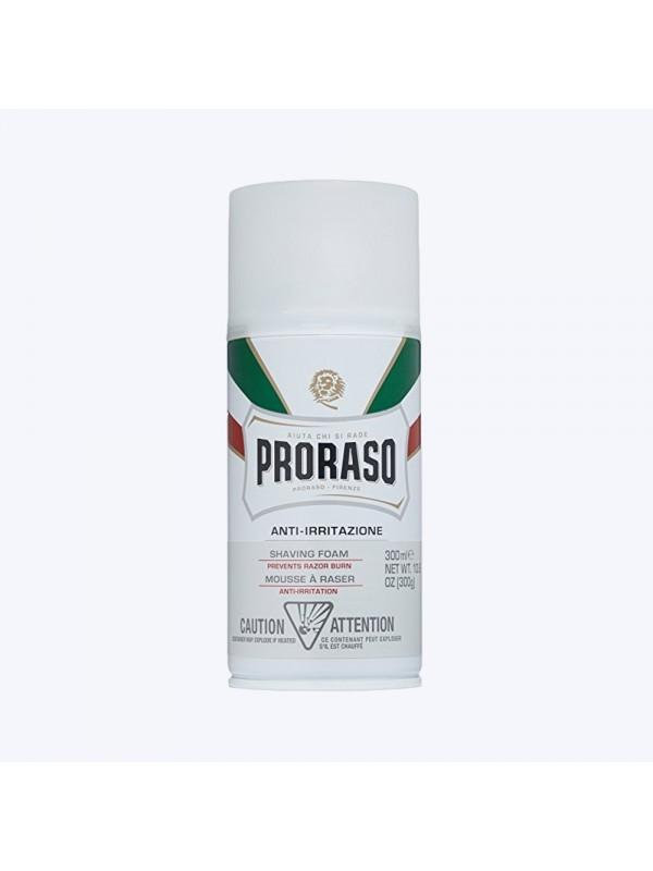 Mousse à raser anti-Irritations Peau Sensible - Proraso ProrasoBarbershop