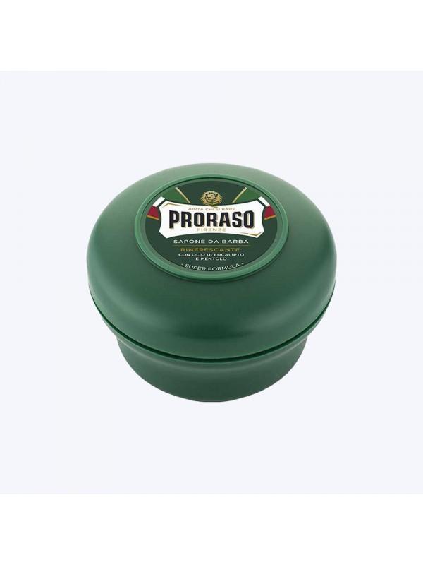 Savon à raser à l'huile d'eucalyptus - Proraso ProrasoBarbershop