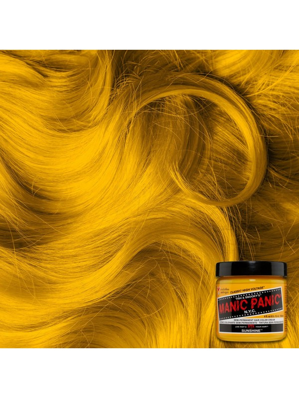 Sunshine - Classic High Voltage Manic PanicManic Panic