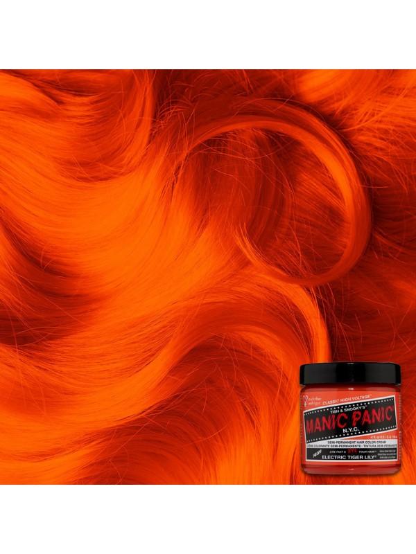 Electric Tiger Lily - Classic High Voltage Manic PanicManic Panic