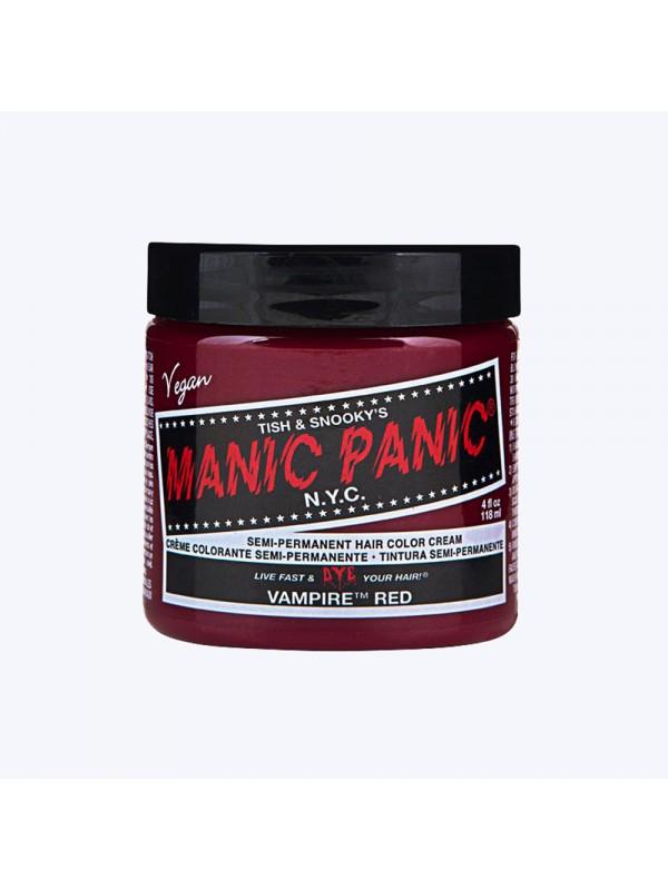 Vampire Red - Classic High Voltage Manic PanicManic Panic