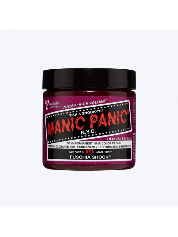 Fuschia Shock - Classic High Voltage Manic PanicManic Panic