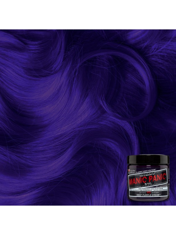 Deep Purple Dream - Classic High Voltage Manic PanicManic Panic