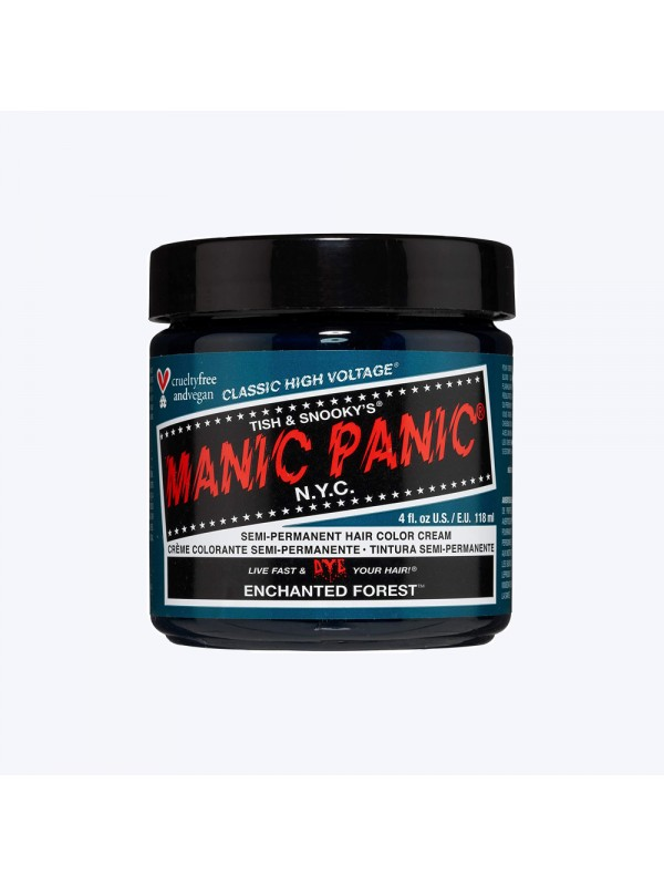 Enchanted Forest - Classic High Voltage Manic PanicVegan & Bio