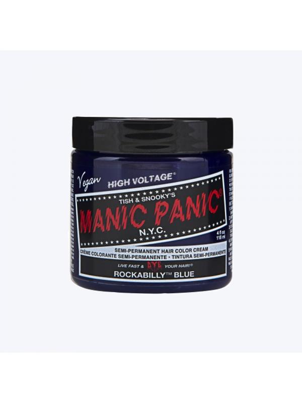 Rockabilly Bleu - Classic High Voltage Manic PanicManic Panic