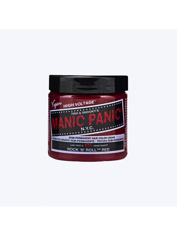 Rock 'N' Roll Red - Classic High Voltage Manic PanicManic Panic