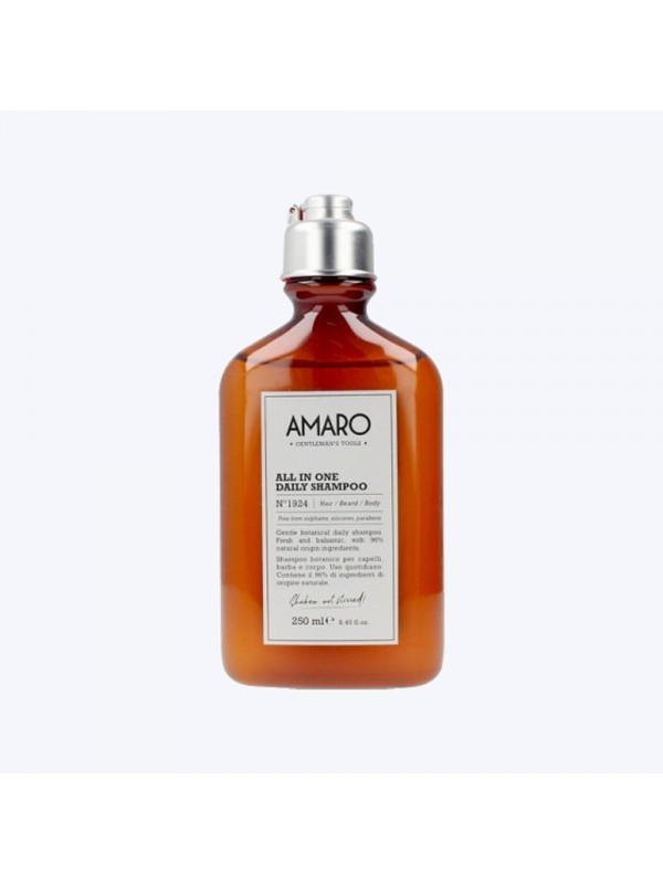 Shampoing All In One 250ml - Amaro FarmaVitaCoiffure