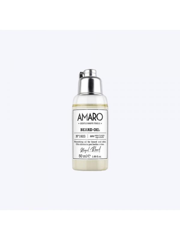 Huile à babe - Amaro AmaroLa barbe
