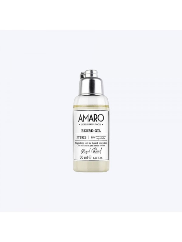 Huile à babe - Amaro FarmaVitaLa barbe