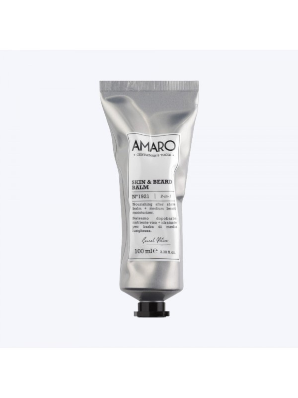 Baume peau et barbe - Amaro AmaroLa barbe
