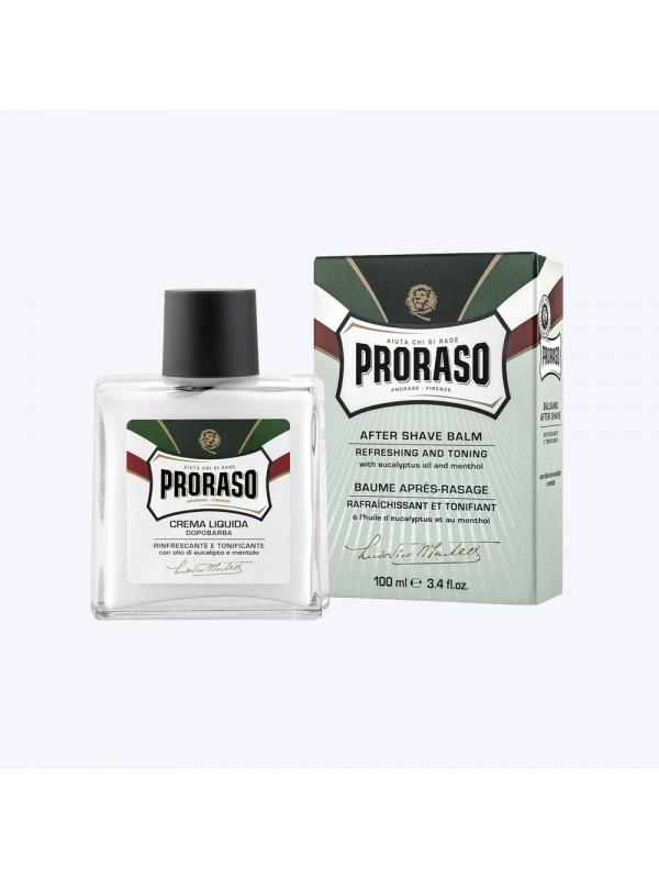 Baume après rasage rafraîchissante et tonifiante - Proraso ProrasoLe rasage