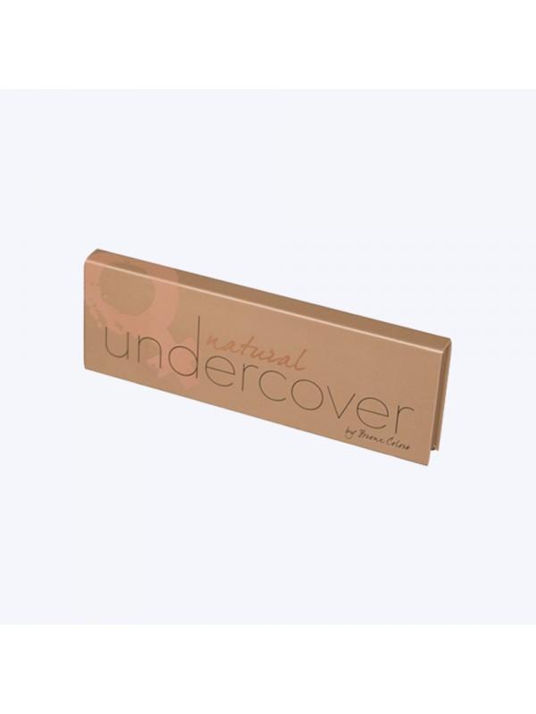 Palette Natural Undercover - BronxColors Bronx ColorsPalette