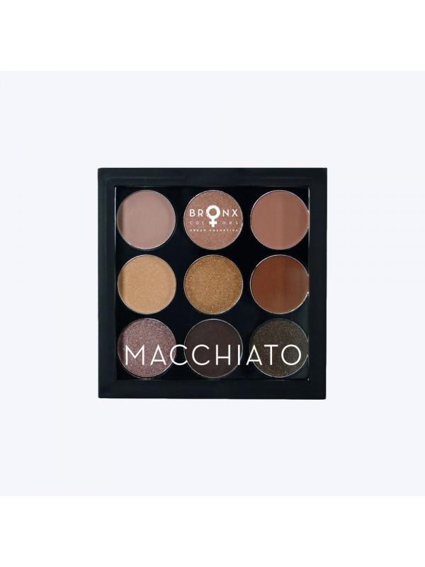 Palette Macchiato - Bronx Colors Bronx ColorsPalette