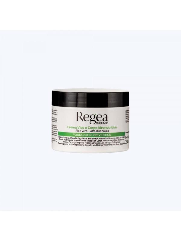 Crème hydratante visage et corps à l'Aloe Vera - Regea naturae XanitaliaSoins corps
