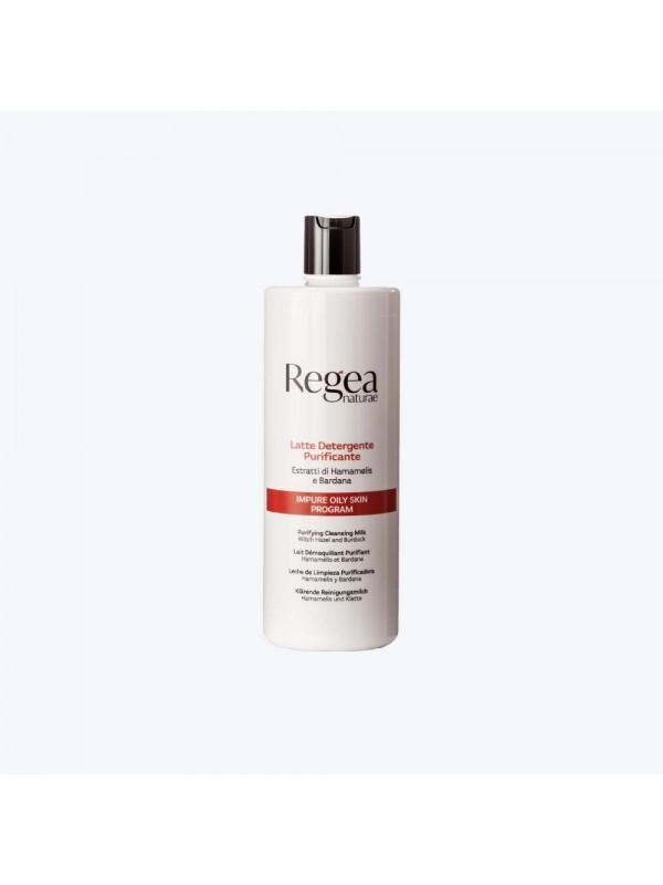 Lait démaquillant purifiant peaux mixtes à grasses - Regea Naturae XanitaliaSoins visage