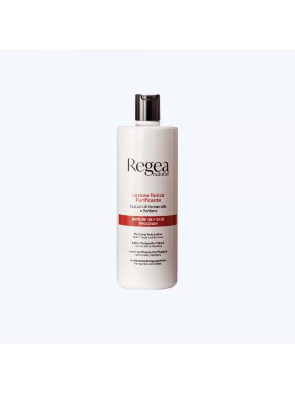 Lotion tonique purifiante pour peaux mixtes à grasses - Regea Naturae XanitaliaSoins visage
