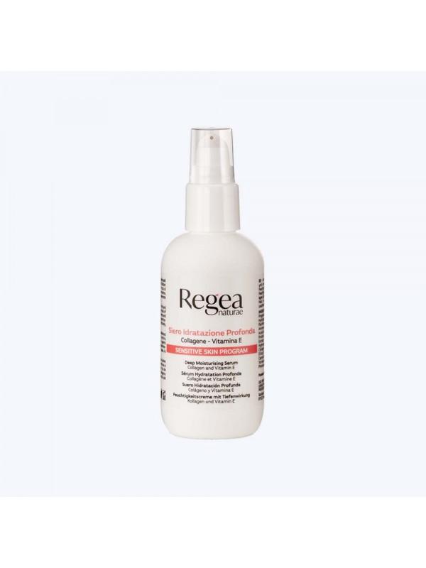 Sérum hydratation profonde pour peaux sensibles - Regea naturae XanitaliaSoins visage