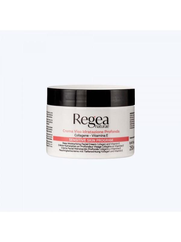 Crème hydratation profonde pour peaux sensibles - Regea naturae XanitaliaSoins visage
