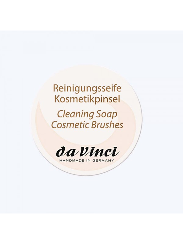 Savon nettoyant pour pinceaux - Da Vinci Da VinciHygiène