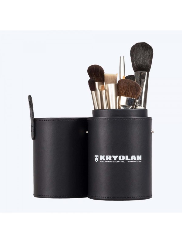 Pot à pinceaux rond premium - Kryolan KryolanTrousses