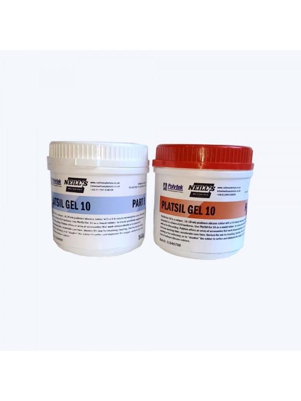 Plastil gel 10-Neill's materials Neill's materialsSilicones