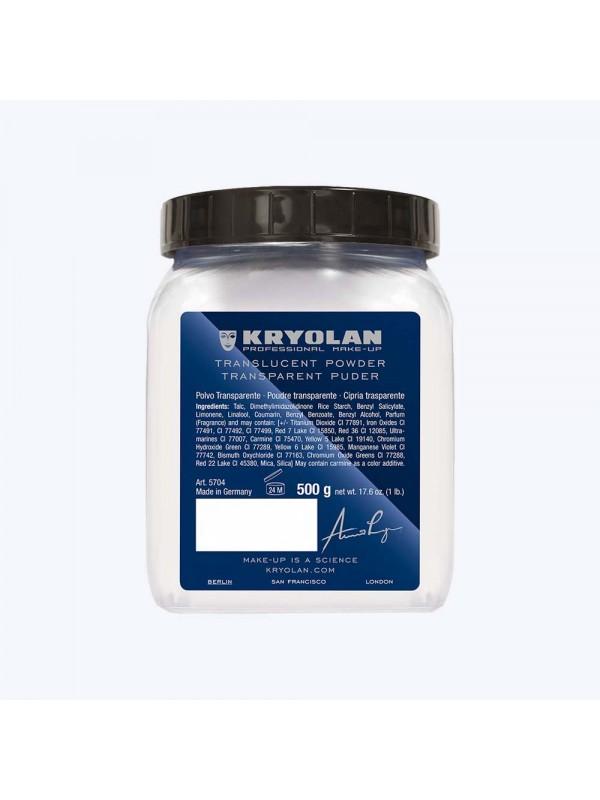 Poudre translucide 500g - Kryolan KryolanTeint