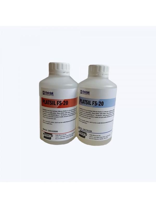 Platsil FS-20 - Neill's Materials Neill's materialsEffets de peau