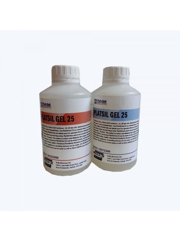 Platsil Gel 25 - Neill's materials Neill's materialsEffets de peau