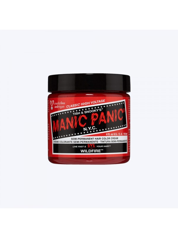 Wildfire - Classic High Voltage Manic PanicManic Panic