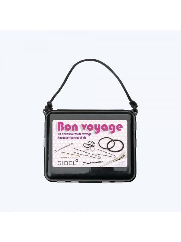 Kit d'accessoires de voyage - Sibel SibelCoiffage